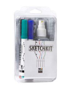 Príslušenstvo pre whiteboardovú farbu - popisovače