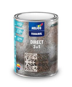 TESSAROL Direct 3v1 - Antikorózny náter na kov 0