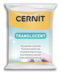 CERNIT TRANSLUCENT - Polymérová hmota s priesvitným vzhľadom 500 g priehľadná 920500005