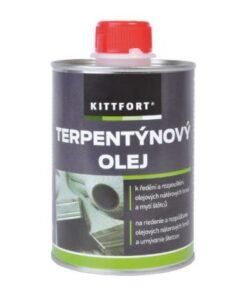 Terpentínový olej 850 g
