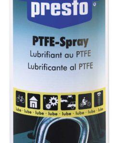 PRESTO Teflonový PTFE sprej - suché mazivo 400 ml