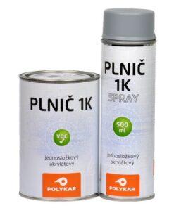Plnič Polykar 1K - akrylát 0