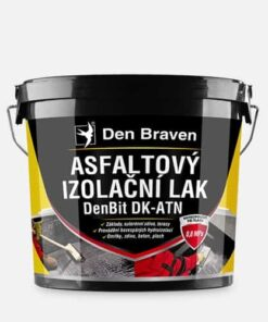 DENBIT DK-ATN Asfaltový izolačný lak cierna 9 kg