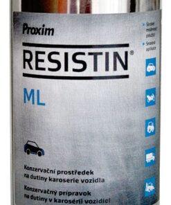 Náter Rezistin ML - na dutiny áut 500 ml