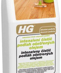 HG Intenzívny čistič olejových podláh 1 l 453