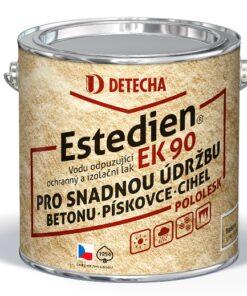 Estedien EK 90 - penetračný a izolačný lak na betón bezfarebný 180 kg