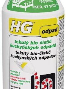 HG Tekutý biočistič kuchynských odpadov 750 ml 481