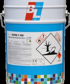 TELPOX S200 - 2v1 pololesklá epoxidová farba 6 kg miešanie