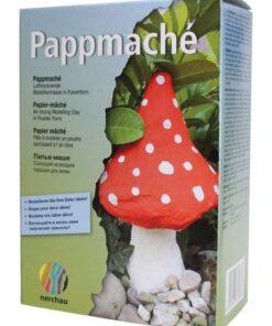 NER Pappmaché - Modelovacia hmota s obsahom papierovej drte 200 g bezfarebná