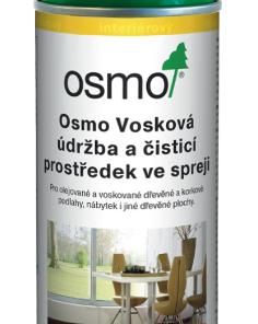 OSMO Vosková údržba v spreji bezfarebný 0