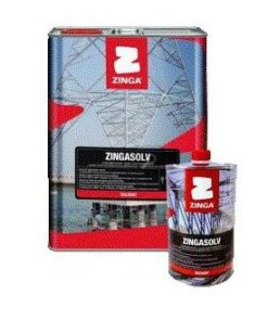 ZINGA Zingasolv - riedilo do farby ZINGA 5 l