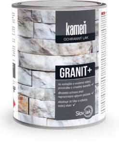 Lak Granit + - lak na kameň bezfarebný matný 2