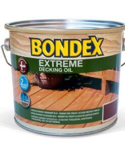 Bondex Olej Extreme Decking Oil - olej s vysokou penetračnou schopnosťou 2