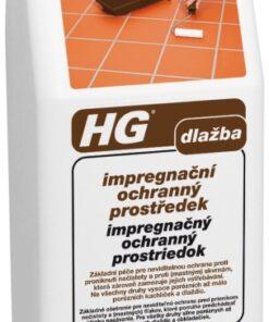 HG Impregnačný ochranný prostriedok 1 l 391
