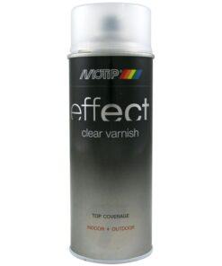 DECO Effect - Transparentný lak 400 ml lesklý
