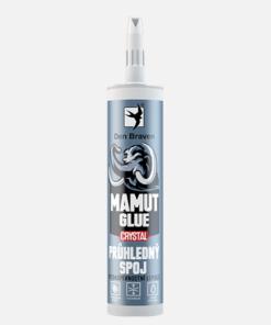 Mamut glue crystal  - transparentné lepidlo transparentná 290 ml