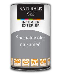 NATURALIS Špeciálny olej na kameň 10 l 8000 - bezfarebný