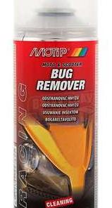 MOTIP DUPLI Motip odstraňovač hmyzu z motocyklu