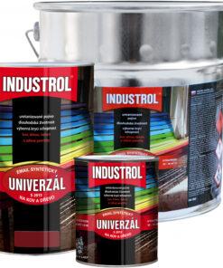INDUSTROL S 2013 - vrchná syntetická farba 2