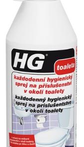 HG320 každodený hygienický sprej na príslušenstvo v okolí toalety