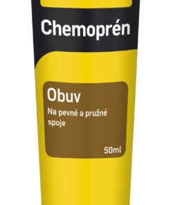 Lepidlo Chemoprén Obuv transparentny 50 ml