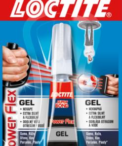 Lepidlo Loctite Super Bond Gel 2g 2 g