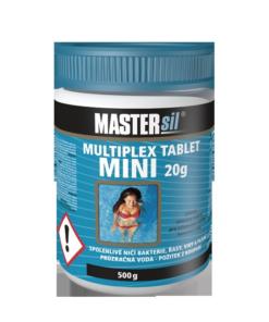 MASTERSIL MASTERsil Chlor MULTIPLEX Mini Tablet 500g