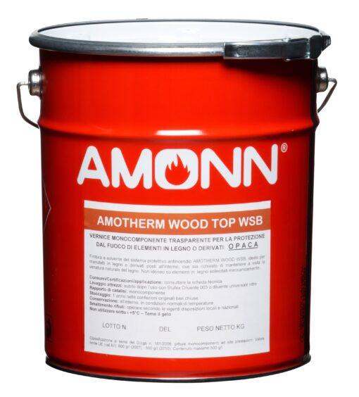 Amonn Amotherm Wood Top WSB ochranný náter Transparentná