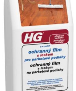 HG200 ochranný film s leskom na parketové podlahy
