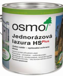 OSMO - Jednorázová lazúra HS Plus - fasády
