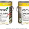 OSMO Tvrdý voskový olej Original na podlahy 25 l 3065 - bezfarebný polomat