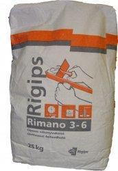 Rigips Rimano 3-6 mm šedá