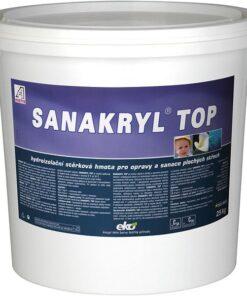 ETERNAL SANAKRYL TOP strešný náter Biela