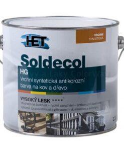 HET Soldecol HG 9110-Hliníkový