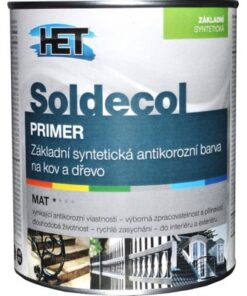 HET Soldecol Primer 0840-Červenohnedý